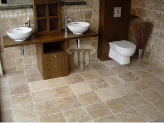Walnut Travertine (Tumbled)